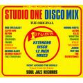 Various - Studio One Disco Mix: Extended Disco 12 Inch Mixes
