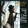 Gregory Isaacs - Not A One Man Thing (RASCD 3145)
