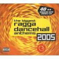 Various - Biggest Ragga Dancehall Anthems 2005 (2CD)