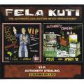 Fela Kuti - VIP + Authority Stealing