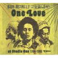 Bob Marley, Wailers - One Love At Studio One 1964-1966 (2CD) (41 Tracks + Booklet)