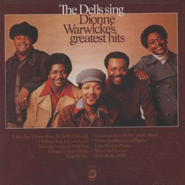 Dellas - Sing Dionne Warwick's Greatest Hits (CD)