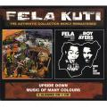 Fela Kuti - Upside Down + Music Of Many Colours