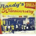 Various - Reggae Anthology: Randy's 50th Anniversary (2CD + 1 DVD) (VP US)