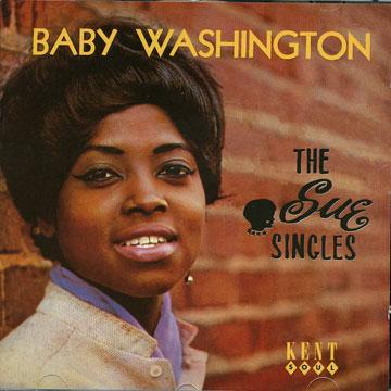 Baby Washington - Sue Singles (CD)