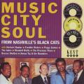 Various - Music City Soul: From Nashville's Black Cats