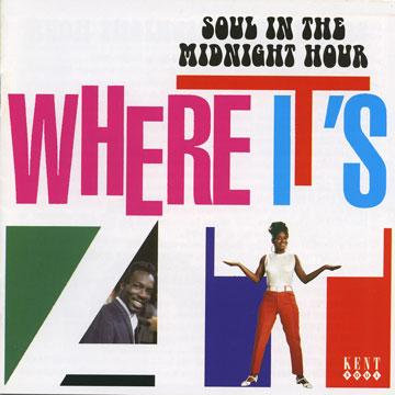 Various - Where It's At (CD)
