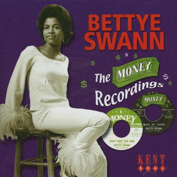 Bettye Swann - Money Recordings (CD)