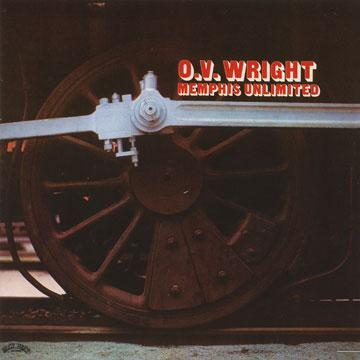 OV Wright - Memphis Unlimited (CD)