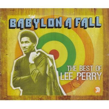 Babylon A Fall: The Best Of Lee Perry (2CD) (33 Tracks)