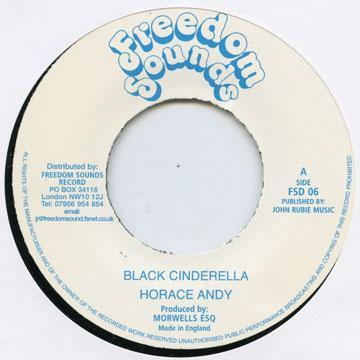 Black Cinderella / Call Me Dub