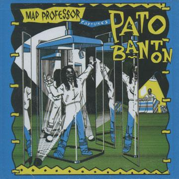 Mad Professor Captures Pato Banton (Cutout)