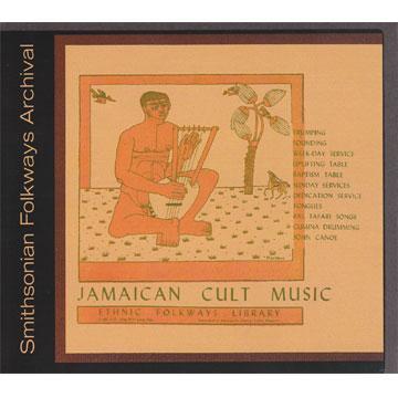 Jamaican Cult Music (FE4461) (CD-R)