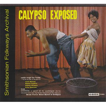 Calypso Exposed (COOK1189) (CD-R)