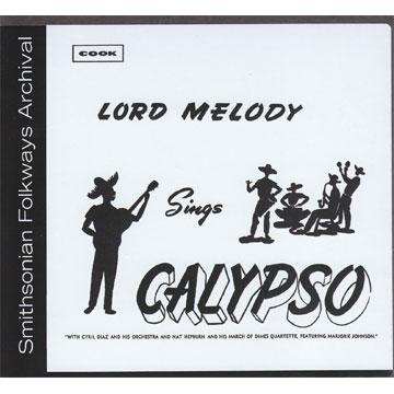 Lord Melody Sings Calypso (COOK906) (CD-R)