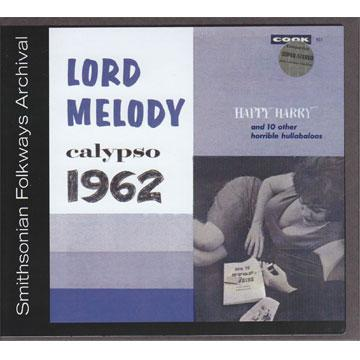 Lord Melody 1962 (COOK931) (CD-R)