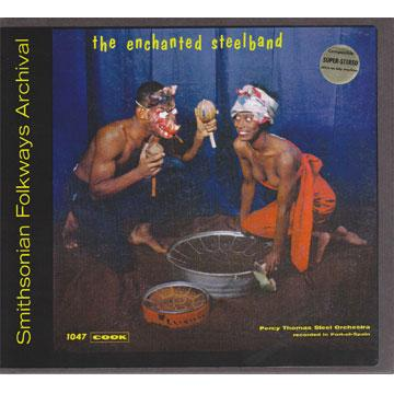 Enchanted Steelband (Cook01047) (CD-R)