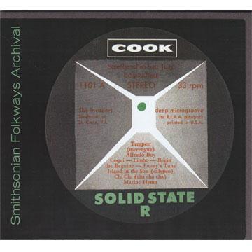 Steel Band in San Juan (CCK01101) (CD-R)