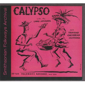 Calypso (FW06914) (CD-R)