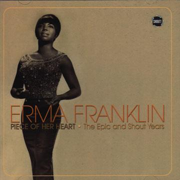 Erma Franklyn - Piece Of Her Heart: The Epic and Shout Years (Japanese Press) (CD)