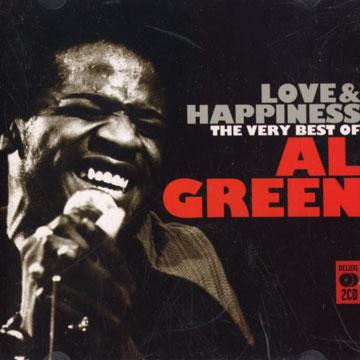 Al Green - Love & Happiness: Very Best Of Al Green (2CD) (CD)