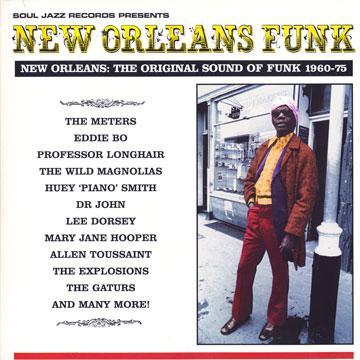 New Orleans Funk 1960-1975 (3LP)