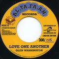 Glen Washington - Love One Another