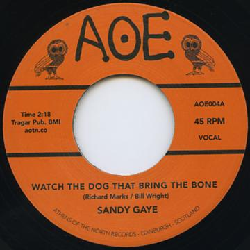 Watch The Dog That Bring The Bone / I'll Be There