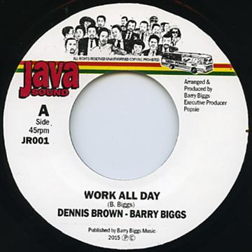 Work All Day / Version