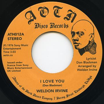 Weldon Irvie - I Love You (7