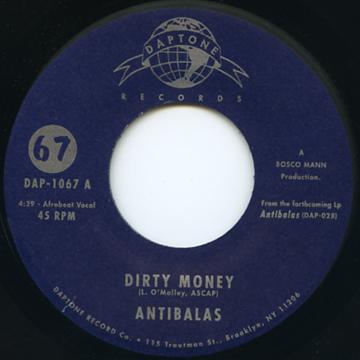 Dirty Money / A.w.o.l.