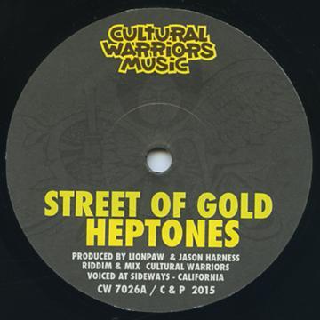 Street Of Gold / Dub