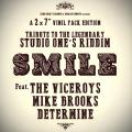 "Various - Tribute To The Legendary Studio One's Riddim Smile (Picture Sleeve) (7""x 2) (Limited 350)"