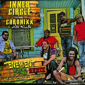 Tenament Yard Remix (News Carryin' Dread) (Picture Sleeve) / Tenament Yard