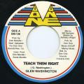 Glen Washington - Teach Them Right