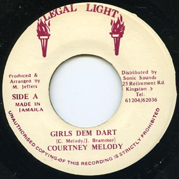 Girls Dem Dart / Version