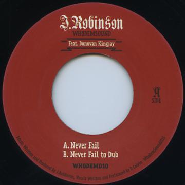 Never Fail / Dub