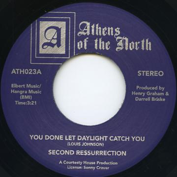 You Done Let Daylight Catch You / Smoke In The Disco