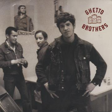 Ghetto Brothers - Got This Happy Feeling (Picture Sleeve) (7