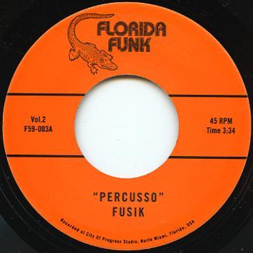 Percusso / Groove In C