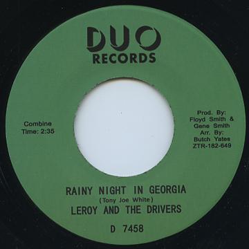 Rainy Night In Georgia / Sad Chicken