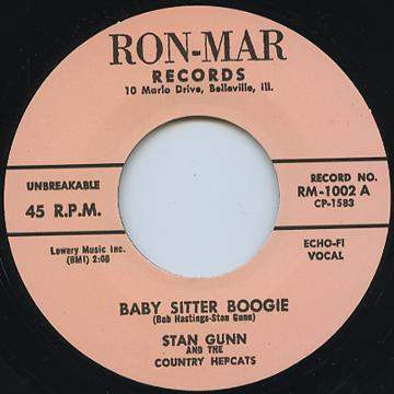 Baby Sitter Boogie / Call On Me