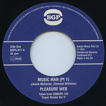 Music Man (Pt 1) / (Pt 2)