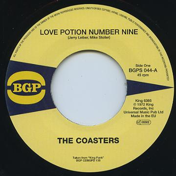 Coasters - Love Potion Number Nine (7
