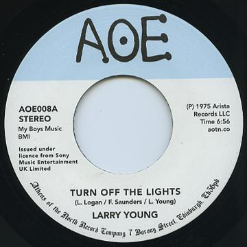 Larry Young - Turn Off The Lights (7