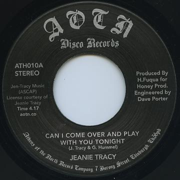Can I Come Over And Play With You Tonight / Hot (For Your Love)