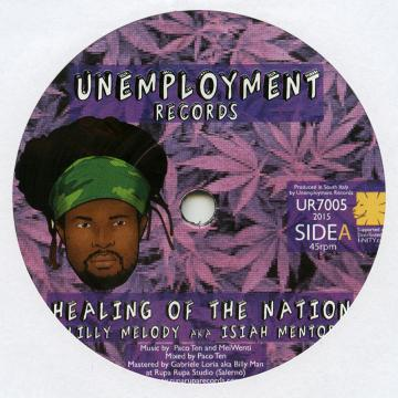 Healing Of The Nation / Healing Melodica