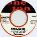 Phenomden - Nah Give Up