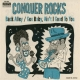 Conquer Rocks - Back Alley (Picture Sleeve)