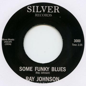 Some Funky Blues / Ray's Blues